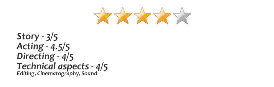 Film rating - Destruction Babies