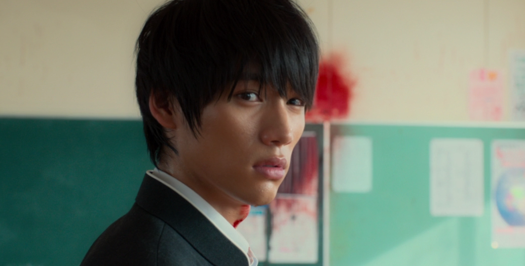 """Fukushi Sota in """"As the Gods Will"""""""