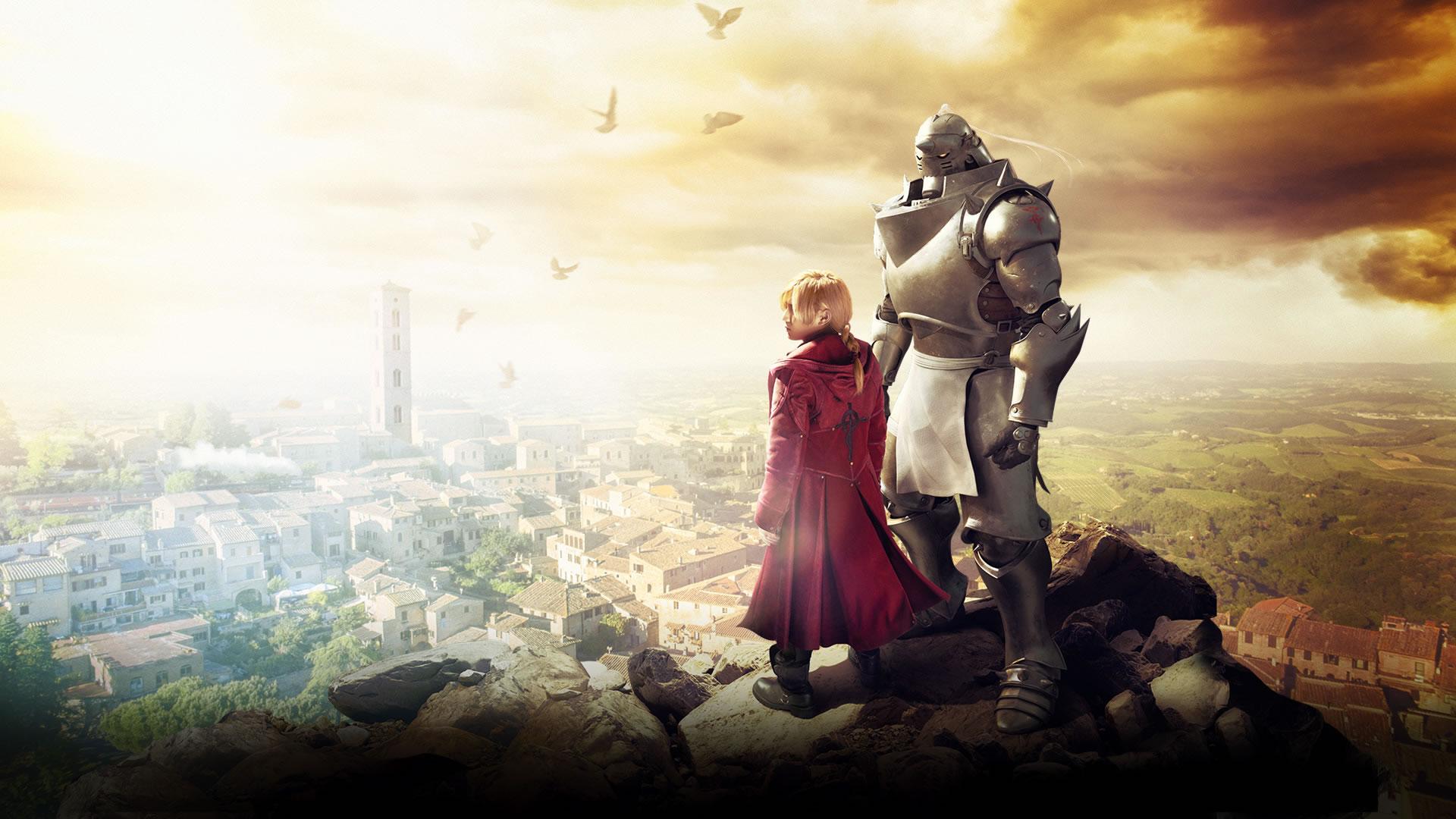 Teaser poster - Full Metal Alchemist