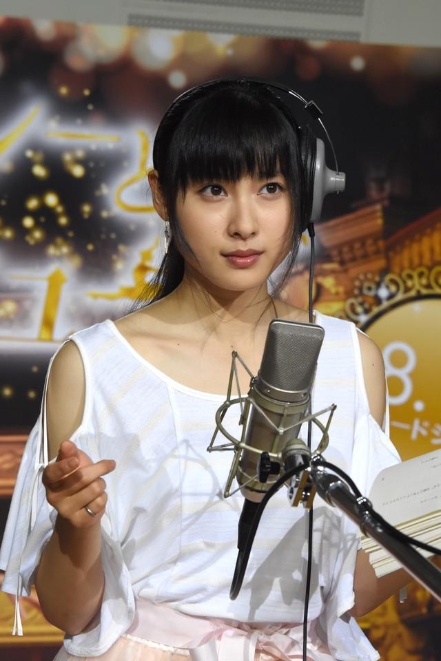 Tsuchiya Tao - dubbing as Felicity