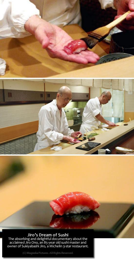 Jiro's Dream of Sushi
