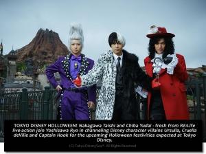 Casting News + Scoop! [Sept 19-23] Kentaro's Demekin + Nakagawa Taishi, Yoshizawa Ryo, Yudai Chiba channel Disney villains + Yamada's The Miracles of Namiya General Store!