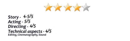 Detective Yugami - Ep2 rating