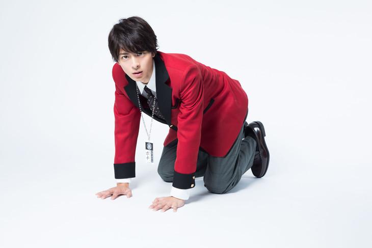 Takasugi Mahiro is Suzui Ryota in Kakegurui. (C) TBS. All Rights Reserved.