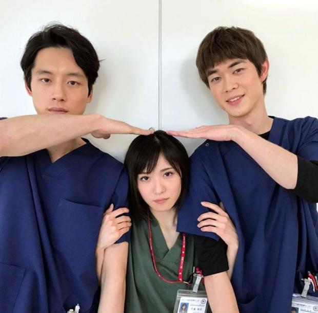 Kounodori - コウノドリ - Matsuoka Mayu, Sakaguchi Kentaro, Miyazawa Hio