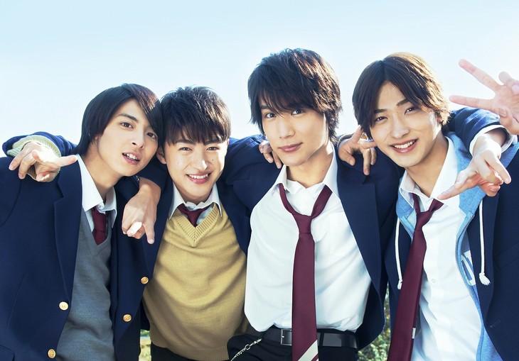 Nijiiro Days - LA cast photo