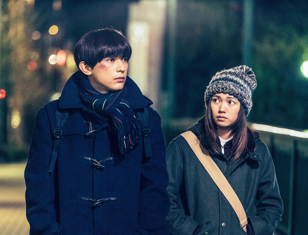 """(c) 2018 Movie """"Rivers Edge"""" Production Committee / Kyoko Okazaki · Takarajima"""